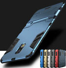 Hybrid Shockproof Armor Kickstand Case Cover for Samsung Galaxy S9 S6 A3 A5 A7