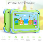 "7"" TF 32GB Android6 Quad Core Camera WIFI Tablet For Kids Bundle Case Gift Xmas"