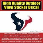 Houston Texans Vinyl Car Window Laptop Bumper Sticker Decal $15.25 USD on eBay