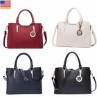 Women's Bag Lady PU Leather Handbag Messenger Crossbody Shoulder Bag Tote Purse