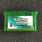 5 Versions Game Card for Pokemon GBA/GBM/SP/NDS Collection Game Boy children