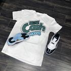 Tee to match Air Jordan Retro 11 Emerald Easter Sneakers. Cash Money Tee