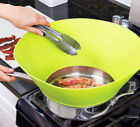 Oil Cooking Splash Proof Guard Gas Frying Stove Kitchen Board Shield Protection