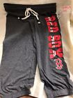 MLB Boston Red Sox Women's Sideline Apparel Pajamas Lounge Joggers style Pants