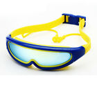 Adjustable Kids Children Swimming Goggles Anti Fog Glasses With Earplugs Exotic