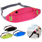 Waterproof Waist Pack Fanny Bag Sport Fitness Running Jogging Cycling Belt Pouch image