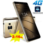 "5+8mp Android 7.0 Mobile Smart Phone 4g Unlocked 5.7"" 16gb Dual Sim Fingerprint"