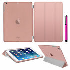Smart Magnetic Leather Flip Cover Stand Back Case For iPad 2/3/4/mini/Air 2/9.7""