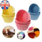 *UK Seller* PREMIUM QUALITY PAPER Cupcake Cases Greaseproof Baking Cup Cake