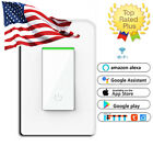 Smart WiFi Light Switch in Wall - Compatible With Amazon Alexa & Google home USA