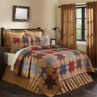 FARMHOUSE BEDDING Kindred Star QUILT SET Collection/Build your own Bedroom
