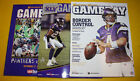 Minnesota Vikings Gameday Program Magazine | 2000 to 2009 | You Pick on eBay