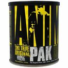 Universal Nutrition ANIMAL PAK 15 30 & 44 Packs Multi Vitamin Cut Pump BEST DEAL