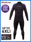 Henderson Mens 5mm Thermoprene Wetsuit Diving Surf SIZES UP TO 6XL - BEST SELLER