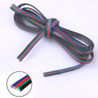 LED Strip Connector Adapter Cable PCB Clip Solderless 3528 5050 5630 3014 RGB