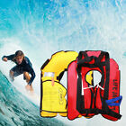 Auto Inflatable Adult Swimming Life Jacket Vest Boating Sailing Whist Level 150N