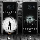 Agent 007 James Bond Spectre GEL PLAS Samsung S5 S6 S7 S8 Edge + plus case cover $8.99 USD on eBay