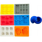 6Pcs/set Star Wars Ice Tray Silicone Mold Ice Cube Tray Chocolate Fondant Molds $2.99 CAD on eBay