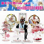Anime Card Captor Acrylic Stand Figure Table Decor SAKURA Collection