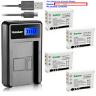 Kastar Battery LCD Charger for Fuji NP-95 & Fujifilm FinePix X100LE FinePix X30
