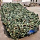 Camo Net Camouflage Netting Hunting Shooting Hide Glare Proof Nets Hide Army CA