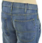 $265 ARMANI JEANS Blue Washed Men's Denim NEW COLLECTION