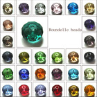 Внешний вид - Wholesale Crystal Glass Rondelle Faceted Loose Spacer Beads 6mm 8mm U Pick