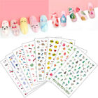 Flower Cute Nail Sticker Beauty Nail Art Decal for Women DIY Cartoon Decoration $0.99 USD on eBay