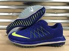 WMNS Nike Lunar Control Vapor Golf Shoes Paramount Blue Green SZ ( 849979-400 )