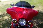 Harley Replacement Windshields / 1986 - 1995 (5 hole batwing fairing) $31.0 USD on eBay