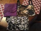 dressing brands - Lot Of 3 Ladies Medium Dresses Juju&b/Miss Trendy/Dereon Brands Clubwear
