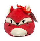 "Kellytoy Squishmallow 3.5"" Clip On Soft Plush Animal Toy NEW"