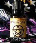 *MAGICAL ROSEMARY ORGANIC ESSENTIAL OIL from The Organic Witch PURE ct Cineol
