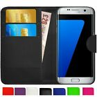 Case Cover For Samsung Galaxy S3 S4 S5 mini S2 Magnetic Flip Leather Wallet Book