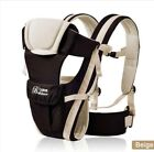 Beth Bear 0-3 Months Front Facing Baby Carrier 4 in 1 Comfortable Sling Backpack