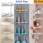 Kyпить Bathroom Shower Caddy Shelf Corner Bath Wall Mount Rack Storage Holder Organizer на еВаy.соm