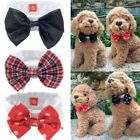 Puppy Lovely Dog Puppy Cat Kitten Pet Toy Bow Tie Necktie Collar Clothes S M L