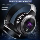 white noise cancellation - Wireless Headphone Noise Cancelling Bluetooth Headset HiFi Bass Stereo Earphone