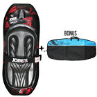 NEW 2018 JOBE SHOCK WATER SKI SPORTS KNEEBOARD WITH BONUS CARRY BAG