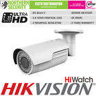 HiWatch 4MP 2.8-12MM Verifocal POE P2P SD-CARD Onvif IP Network Security Camera