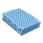 Boys & Girls Travel Cot 95cm x 65cm Fitted Sheets,100 Percent Cotton Pack Of 2,
