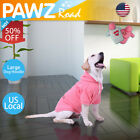 Large Pet Dog Coats Jacket 4XL Soft Dog Hoodies Clothes Costumes Sweater Outdoor
