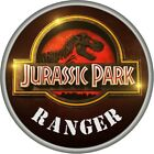 Spare Wheel Cover STICKER JURASSIC PARK Personalised Custom Graphics & Decals