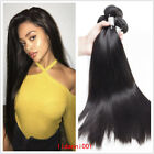 4Bundles/200g Virgin Peruvian Hair Weave 100% Virgin Human Hair Extensions Weft