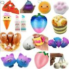 Внешний вид - Cute Various Style Squishy Soft Slow Rising Squeeze Toy Pressure Relief Kids Toy