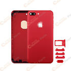 Back Door Cover Rear Housing Mid Frame Assembly for iPhone 7 Plus A1661