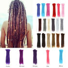 1PC Ombre Synthetic Braid Dreads Dreadlocks Hair Extensions