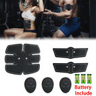 Ultimate ABS Simulator EMS Training Body Abdominal Arm Muscle Exerciser Home Hot image