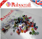 100pc or 50pcs 5301 Mix Swarovski 4mm Colour Bicones