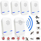 electronic fly repeller - Ultrasonic Electronic Repeller Pest Mouse Fly Mosquito Black Beetle Reject 2018